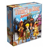 Ticket to Ride junior - Европа
